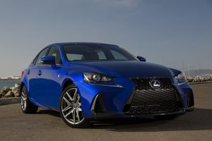 2018 Lexus IS350 F Sport