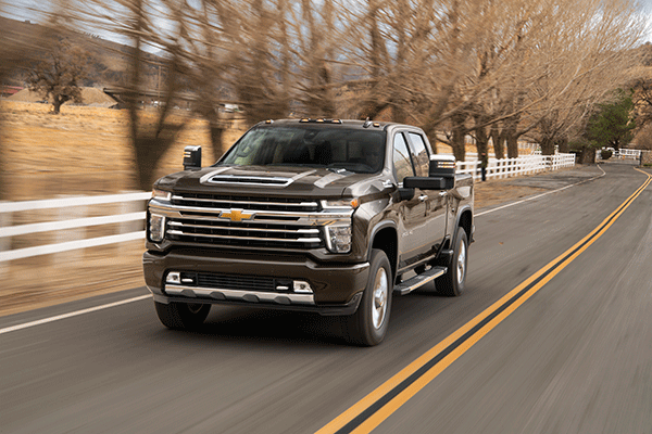 2020 Chevrolet Silverado 2500HD HighCountry